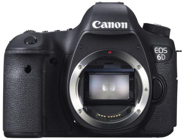 Lustrzanka Canon EOS 6D body + urządzenie WD My Cloud Mirror 3TB!