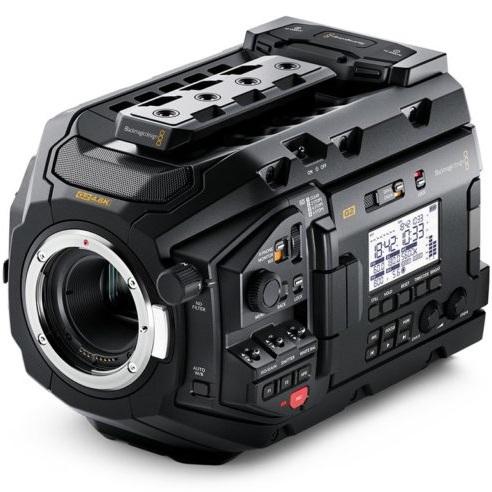 BLACKMAGIC URSA Mini PRO G2 EF