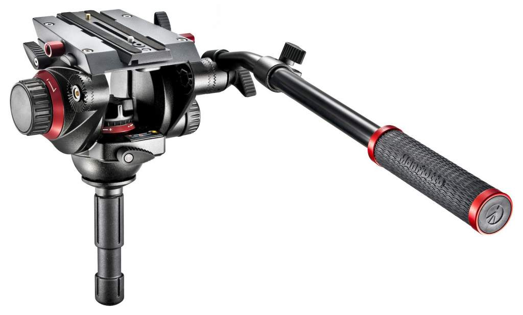 Głowica Manfrotto MN504HD