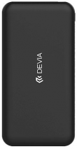 Forever Power Bank Devia Bomer 10000 mAh czarny