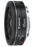 Canon 40 mm f/2.8 EF STM - szybki rabat Black Friday