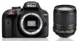 Nikon D3400 + ob. 18-105 AF-S DX - Cashback 215zł