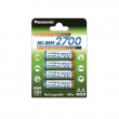 Panasonic Ni-Mh High Capacity AA 2500 mAh 4szt.