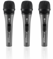 Sennheiser e 835-S Three Pack