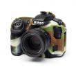 EasyCover osłona gumowa dla Nikon D500 camouflage