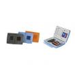 Gepe 3856 na karty pamięci Basic Onyx