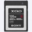 Sony XQD G 120GB 440 mb/s