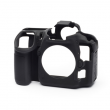 EasyCover osłona gumowa dla Nikon D500 czarna