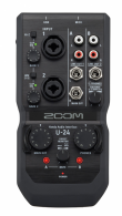 Zoom ZOOM U-24 Audio-Interface
