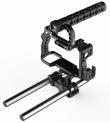 8sinn klatka do Sony A6300, Top Handle Basic, Universal Rod Support