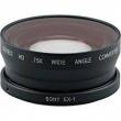 Century Optics HD 0.75x do Sony PMW-EX1/EX3