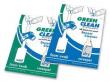 Green Clean Wet and Dry FFS szpatułki mokra i sucha (pełny format) 3 kompl.