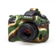 EasyCover  osłona gumowa dla Nikon D750 camouflage