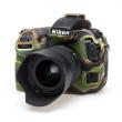 EasyCover  osłona gumowa dla Nikon D810 camouflage