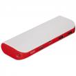 Hama POWER PACK (POWERBANK) 10400 mAh biały / czerwony