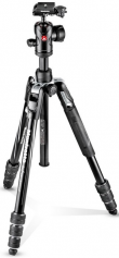 Manfrotto Befree Advanced Twist czarny
