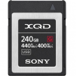 Sony XQD G 240GB 440 mb/s