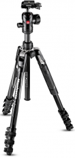 Manfrotto Befree Advanced Lever czarny