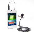 Azden wired lapel microphone ex-503+i mobile