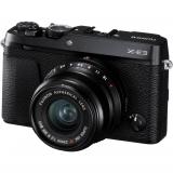 FujiFilm X-E3 + ob. 23 mm f/2.0 czarny + pokrowiec gratis
