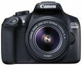 Canon EOS 1300D + ob. 18-55 IS II + torba Canon 100EG + karta SD 8 GB