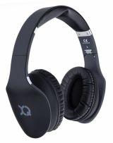 Xqisit LZ380 - Nauszne, Bluetooth (Czarne Matowe)
