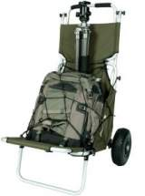Stealth Gear Extreme Transport Trolley GREEN