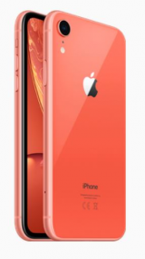 Apple iPhone Xr 64 GB koralowy