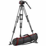 Manfrotto Zestaw Pro Video Carbon z głowicą 504 - dolna rozp