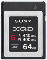 Sony XQD G 64GB 440 mb/s