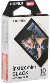 FujiFilm Instax Mini Black Frame WW 1 (10x1/PK)