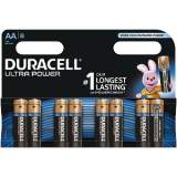 Duracell MX1500B8 Ultra Power 8xAA