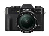 FujiFilm X-T20 + ob. 18-55 mm f/2.8-4.0 OIS czarny