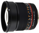 Samyang 85 mm f/1.4 IF UMC / Sony