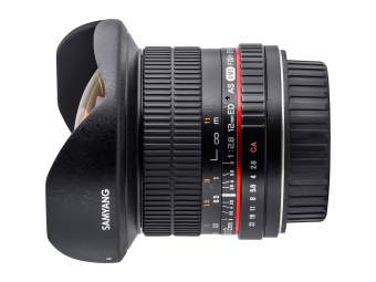 Samyang 12 mm f/2.8 ED AS NCS Fish-eye / Sony
