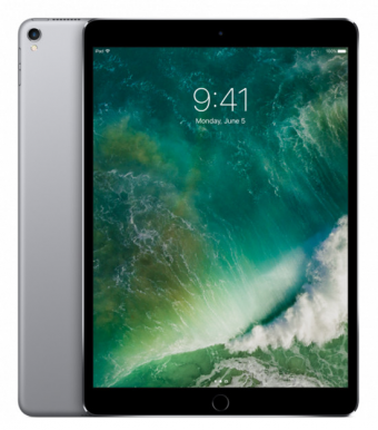 Apple iPad Pro 10,5 cala 256GB LTE gwiezdna szarość