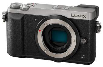 Panasonic LUMIX DMC-GX80 body srebrny
