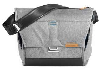Peak Design EVERYDAY MESSENGER 15 cali V2, popielata