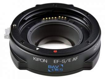 Kipon Adapter Sony E body Baveyes EF - Sony E AF 0.7X