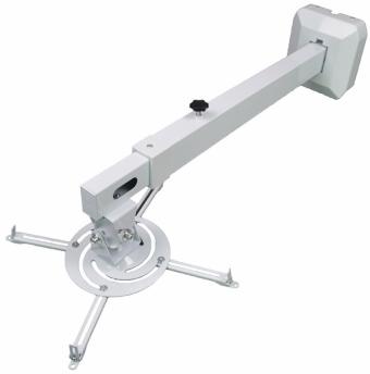myBoard ścienny do projektorów typu short throw BW120S V2 regulacja do 121,5 cm