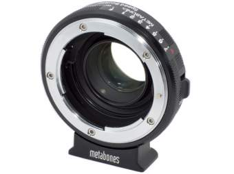 Metabones Reduktor Nikon G do BMPCC Speed Booster