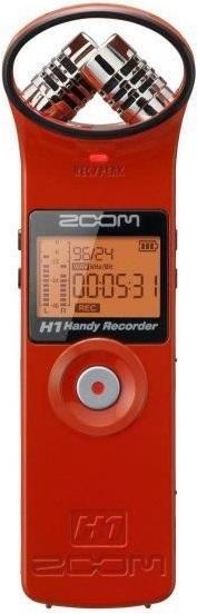 Zoom H1 - czerwony