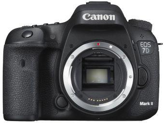 Canon EOS 7D Mark II body + W-E1 Cashback