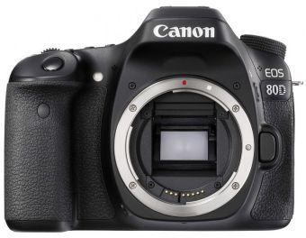 Canon EOS 80D body + Cashback do 3440 zł