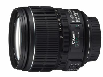 Canon 15-85 mm f/3.5-5.6 EF-S IS USM - Cashback do 430 zł!