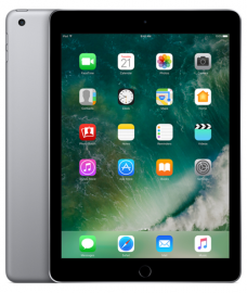 Apple iPad Wi-Fi + Cellular 128GB gwiezdna szarość
