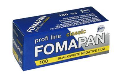 Foma Fomapan 100/ 120