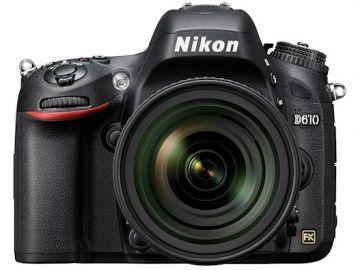 Nikon D610 + ob. AF-S 24-85mm ED VR