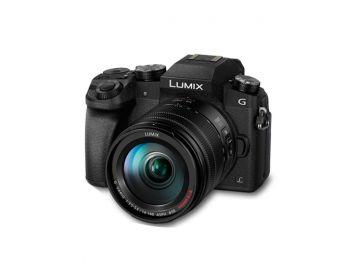 Panasonic Lumix DMC-G7 + ob. 14-140 czarny