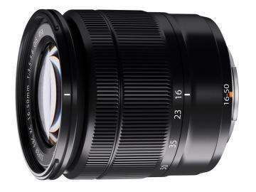 FujiFilm Fujinon XC 16-50 mm f/3.5-5.6 OIS czarny